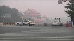 На площі Тяньаньмень авто в'їхало в натовп: 3 загиблих