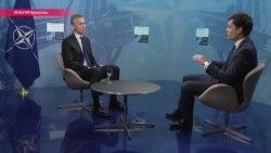"""""""НАТО – это ответ не только России"""". Генсек альянса Йенс Столтенберг о Трампе, Украине и сдерживании Кремля"""