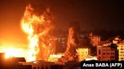 درگیری میان اسرائیل و فلسطینیان