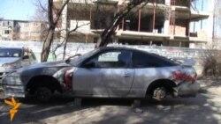 Бишкек: нападения на частный автотранспорт