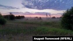 Окрестности Мезени. Фото Анастасия Романова.