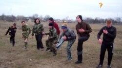 Добровольці організували вишкіл для цивільного населення Дніпропетровщини