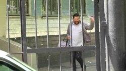 Леонид Волков вышел на свободу