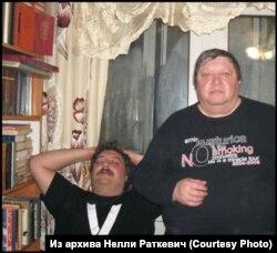 Михаил Успенский и Дмитрий Быков