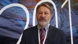 политолог и географ Дмитрий Орешкин