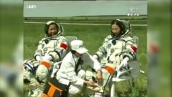 Chinese Astronauts Touch Down After 15-Day Mission