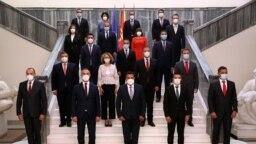 Илустрација- владата по изборот во Собранието