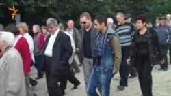 Ульяновск. Граждане против застройки парка