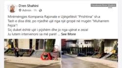 Dobijene Facebook bitke jednog Prištinca za njegovo naselje