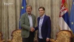 Han i Brnabić: Nastavak dijaloga od najveće važnosti