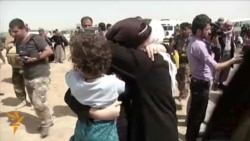 Hundreds Of Yazidis Released By Islamic State In Iraq