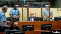 Ратко Младич сотто. Гаага, 8-июнь, 2021-жыл