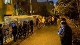 La secția de votare de la Iași pentru alegerile prezidențiale din Republica Moldova, 1 noiembrie 2020