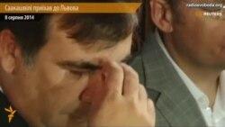 Саакашвілі помолився за Україну та Грузію
