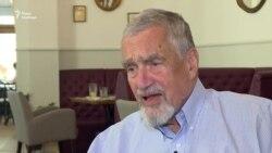 Карел Шварценберґ про скромність, роботу на пенсії та дружбу з Україною – відео