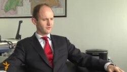 Интервью с руководителем офиса ЕБРР в Душанбе Ричардом Джонсом