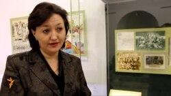 Татар теленең үсеш тарихы турында күргәзмә