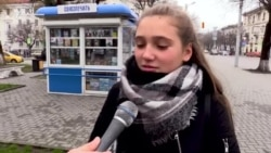 Севастопольцы о Дне святого Валентина: «Это шанс признаться в любви» (видео)