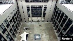 Будівлю імені Юстуса Ліпсіуса відкрили для Ради ЄС у Брюсселі 1995 року