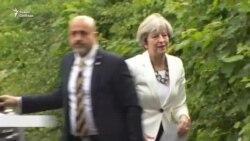 Великобритания выбирает парламент