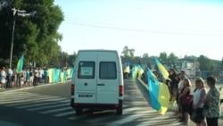 У Сумах поховали бійця, який загинув підчас обстрілу з території Росії у 2014 році – відео