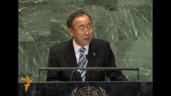 رهبران جهان در سازمان ملل
