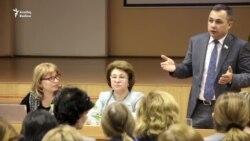 Казан депутатлары сайлаучылар алдында хисап тотты