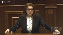 Լիլիթ Թադևոսյանն ընտրվեց Վճռաբեկ դատարանի նախագահ