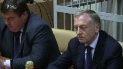 Лавриновича, якого звинувачують у «конституційному перевороті», взяли під варту до листопада (відео)
