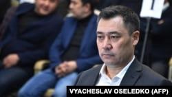 Садыр Жапаров, 10 октября 2020 г.