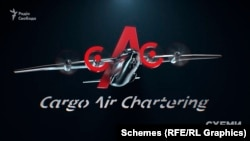 Логотип Cargo Air Chartering