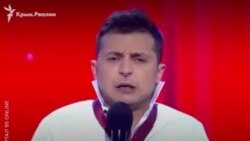 День выборов: что Владимир Зеленский говорил о Крыме за пять лет? (видео)