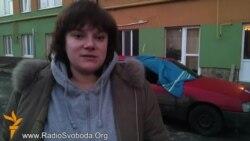 У Харкові знову горів автомобіль Євромайдану
