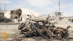 Suicide Attacks Rock Kabul
