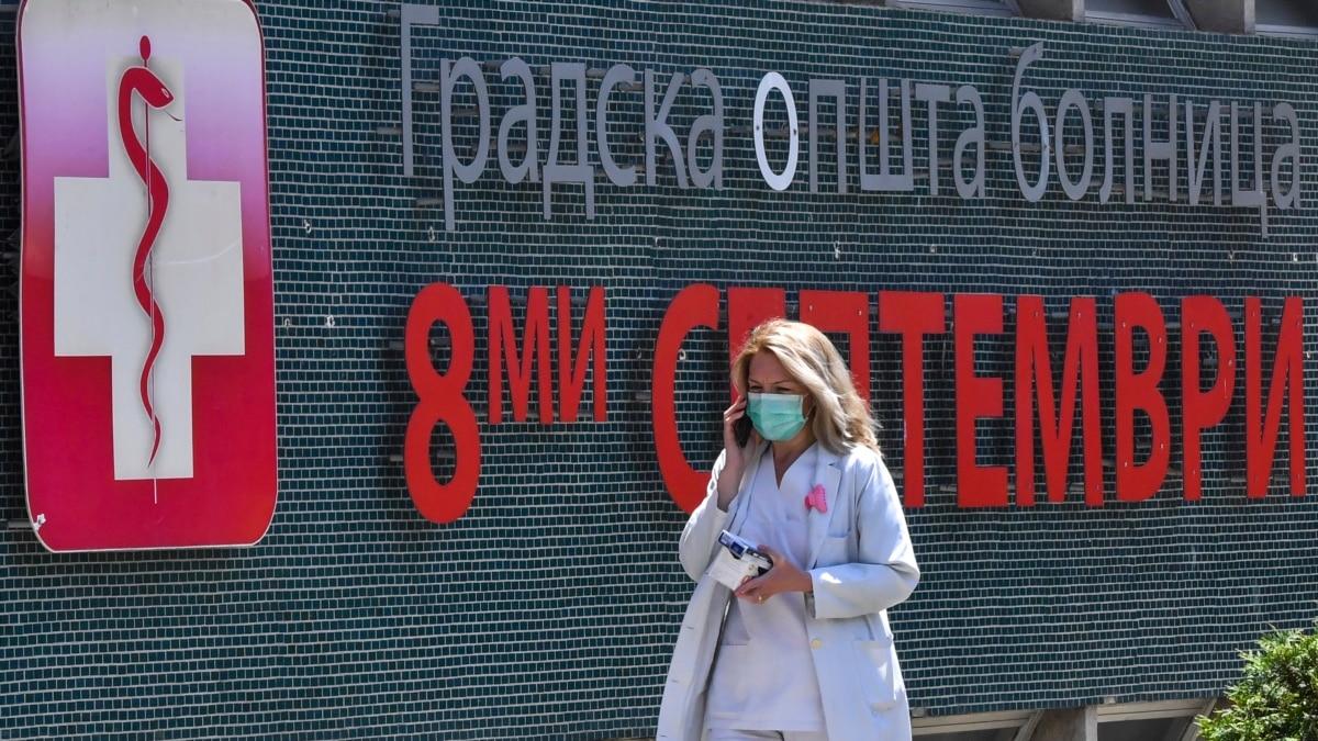 В Северной Македонии возобновили комендантский час из-за внезапный всплеск COVID-19