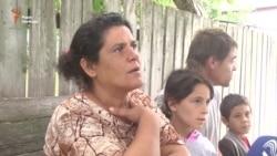 У поселенні ромів у Лощинівці залишилися лише дві родини (відео)