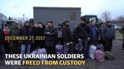 After Prisoner Swap, Ukrainian Soldiers Fear For Those Left Behind