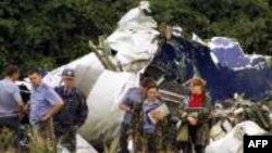 На месте падения обломков Ту-154 в Ростовской области спустя 3 года наконец установили памятник