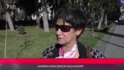 Azərbaycanda işsizlik neçə faizdir?