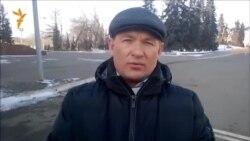 Житель Саранска Юрий Алямкин