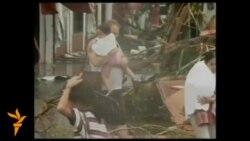 Тайфун «Хайянь» пройшов через Філіппіни