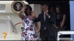 Օբաման Կուբայում մասնակցել է ճանաչված դերասանի տեսահոլովակի նկարահանմանը