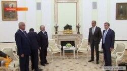 Փոխարտգործնախարար․ Կրեմլում Սերժ Սարգսյանը խոսել է Վիեննայի պայմանավորվածությունների մասին
