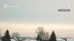 Село Окунево - сибирский пуп Земли