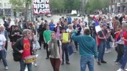 Beograd: Protest podrške nezavisnim medijima