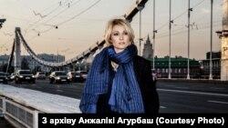 Анжаліка Агурбаш