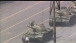 Плошча Т'яньаньмэнь. 3-4 чэрвеня 1989