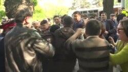 Митинги в Казахстане: 80 человек задержаны