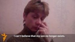 Mother Of Executed Belarusian Prisoner: 'I Can't Accept It'