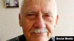 Виталий Сергеев. Архивдик сүрөт.